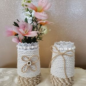 Decor jars